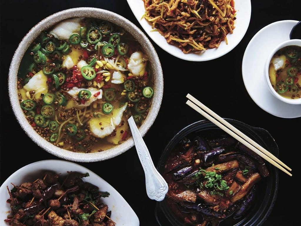 Chengdu Taste Sichuan Restaurant Honolulu Cover