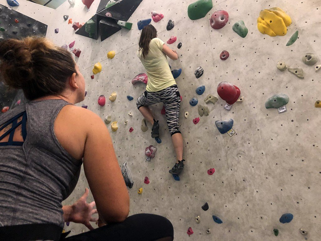 Open For Fitness Bouldering At The Arch Project Climbing Center 7