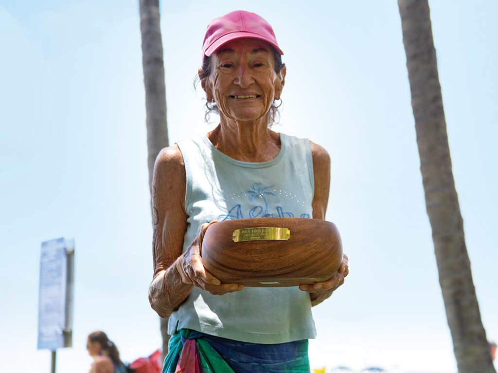 50th Anniversary Roughwater Swim Hawaii Lori Ahull