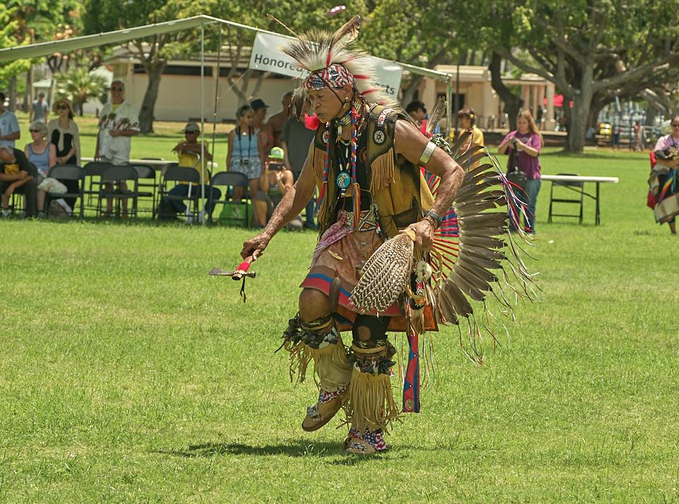 Honolulu Intertribal Powwow