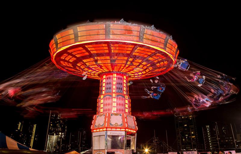 Iolani Fair Swings