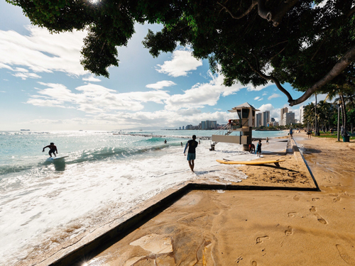 King Tides Preview