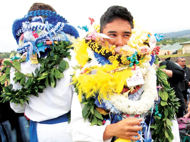 Calabash Kamehameha Graduation Leiskelseyige