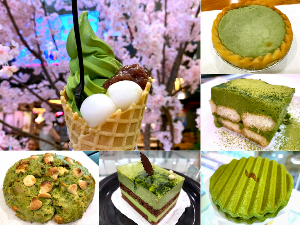6 Places In Honolulu To Get Matcha Green Tea Desserts