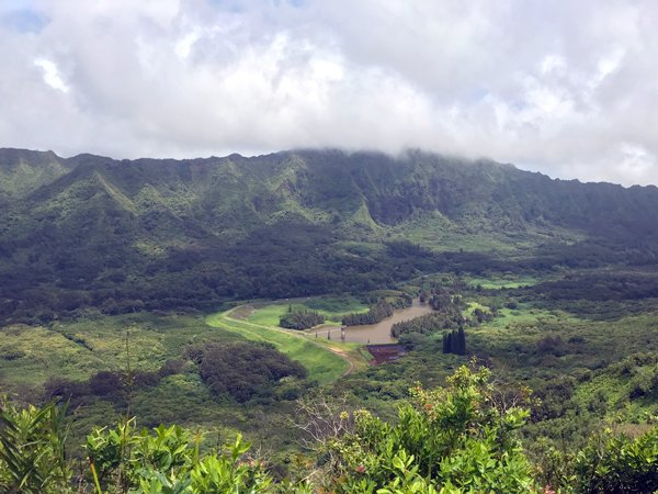 Splash Kalawahine Trail