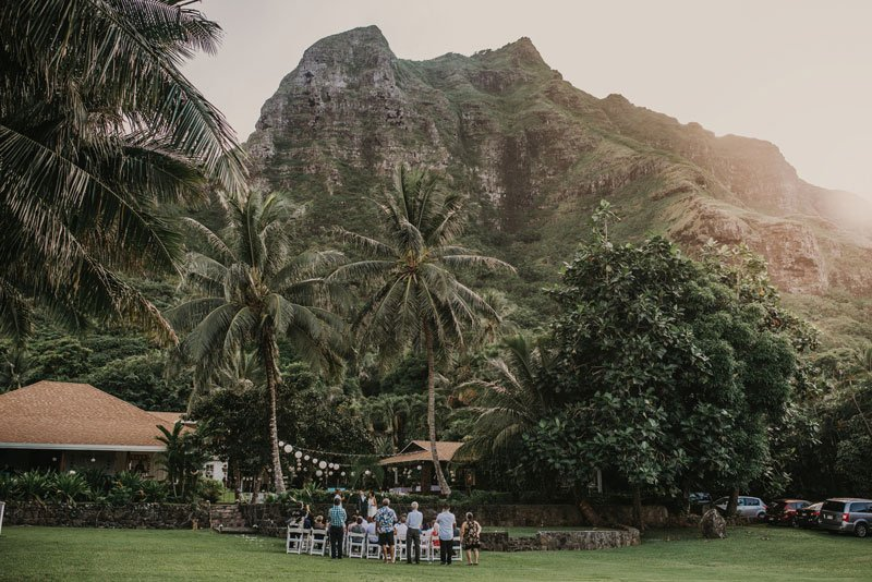 Honolulu Weddings Venue