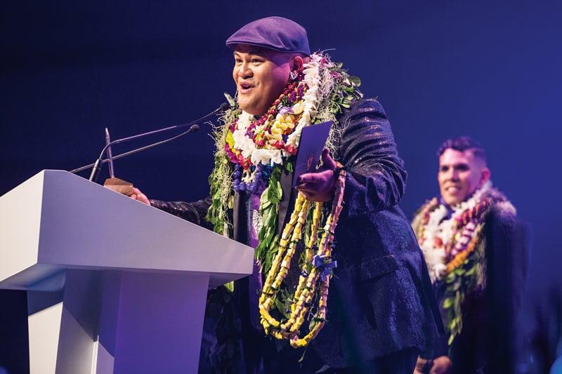 Star Time Kalani Pea Na Hoku Hanohano Awards