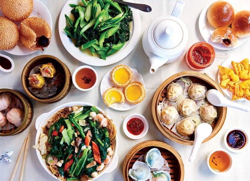 Chinese Food Fook Lam
