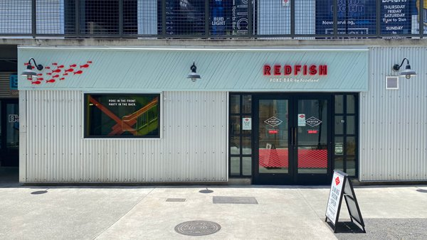 Redfish Poke Bar Foodland Exterior Teaser