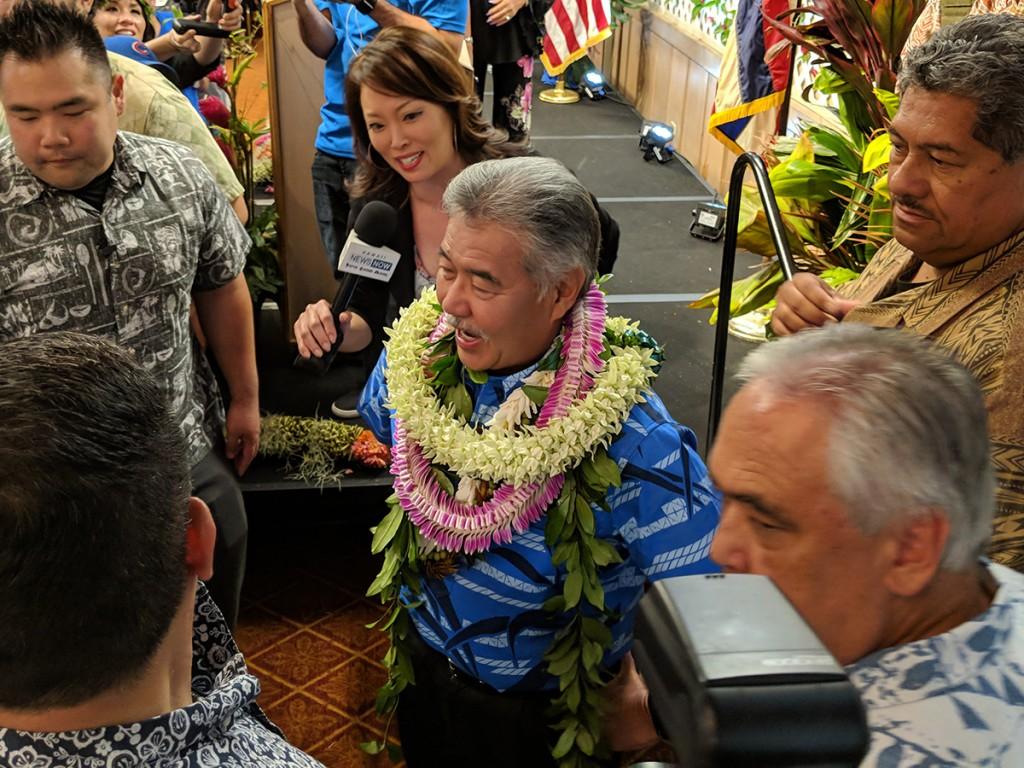 Gov David Ige Re Election Hawaii Primary