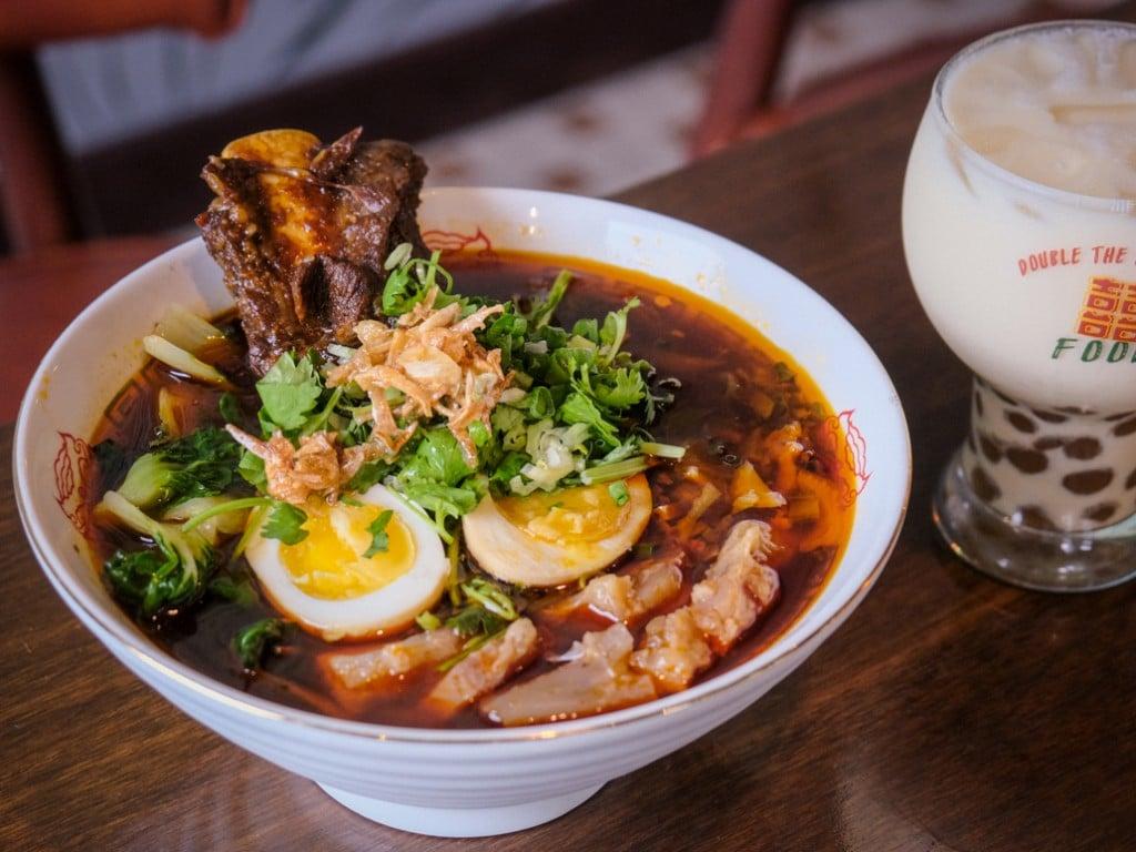 First Look Fooki A Playful New Taiwanese Restaurant In Aiea Fooki Cowwow
