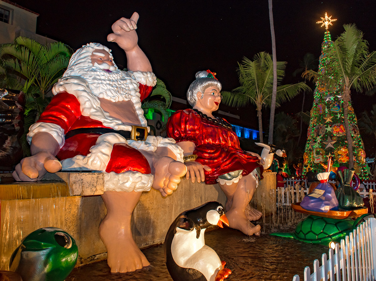 Honolulu Hale Christmas 2021 Your Ultimate Guide To The 2019 Honolulu City Lights Opening Night