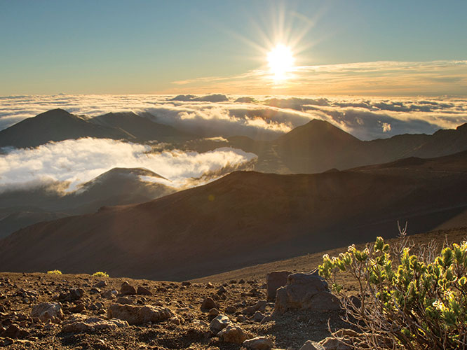 Haleakala Sunrise Splash