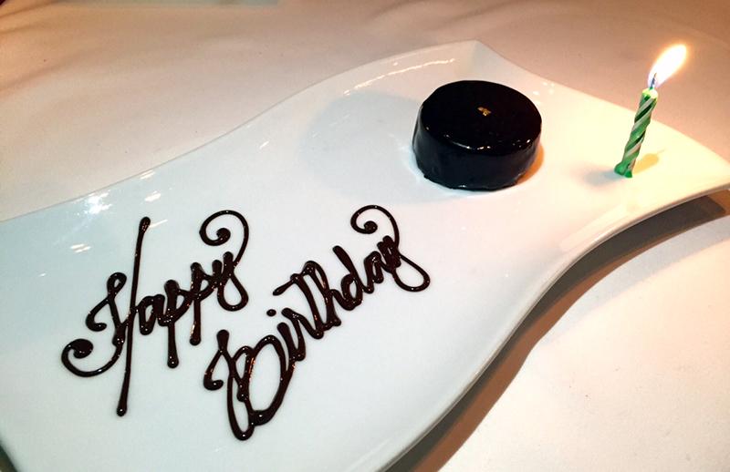 Happy Birthday Chef Mavro