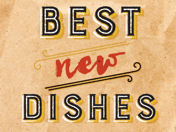 Splash Best New Dishes