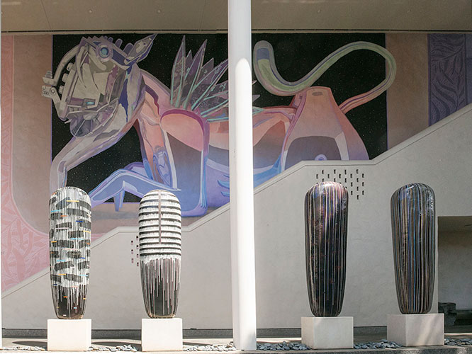 Mural Splash