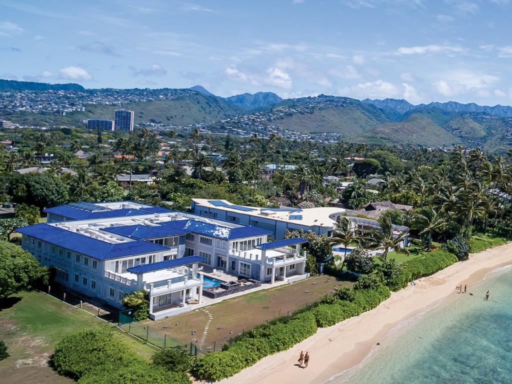 Most Expensive Homes Hawaii Kahala Cover New