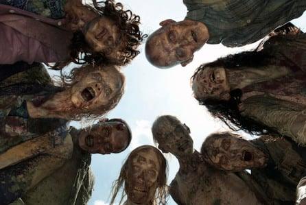 Walking Dead Season 5 Debut