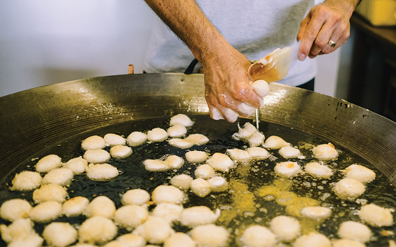 Andagi Makers Cooking Oil
