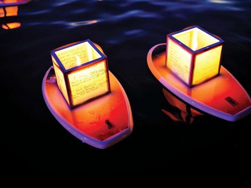 Splash Lantern Floating