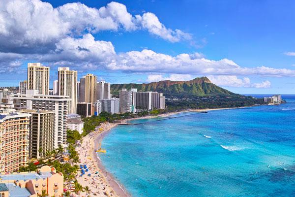 Locations Waikiki