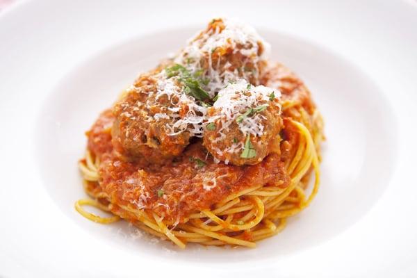 Arancino Spaghetti Con Polpette