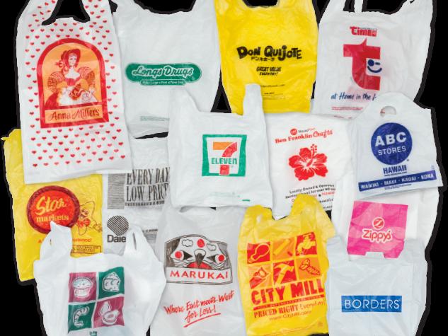 Splash Plastic Bags