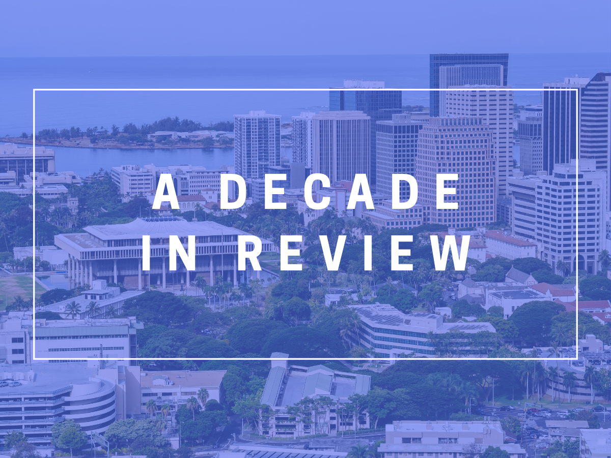 HONOLULU Magazine Remembers the Decade That Was
