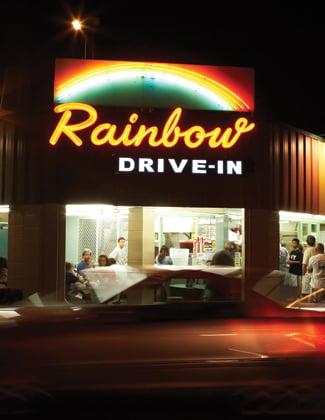 Rainbowsdrivein
