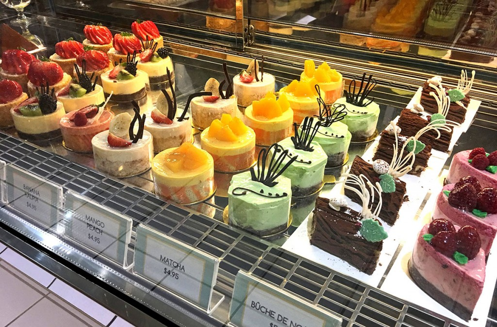 Tiny Pyramid Desserts Resized