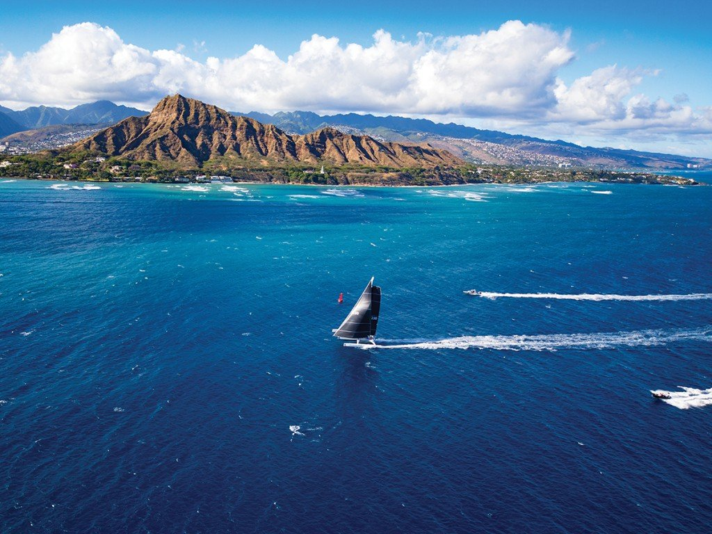 2019 Transpac Yacht Race Honolulu Cover