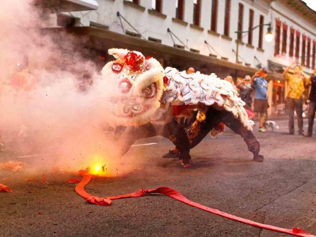 Honolulu Chinatown Chinese New Year Cover