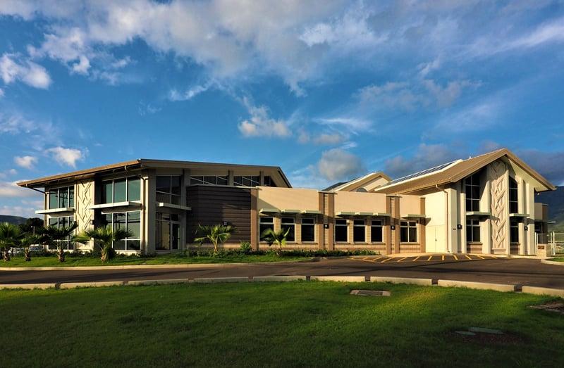 Nanakuli Public Library Exterior
