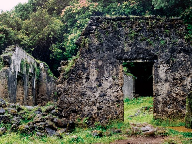 Endangered Kaniakapupu Ruins Preview