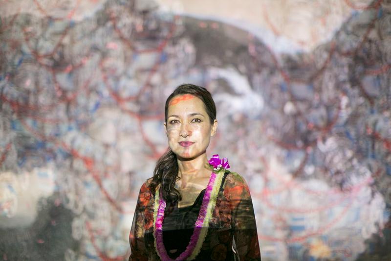 Homa Blog Shahzia Sikander