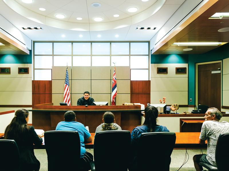 Truancy Court Family Court Judge