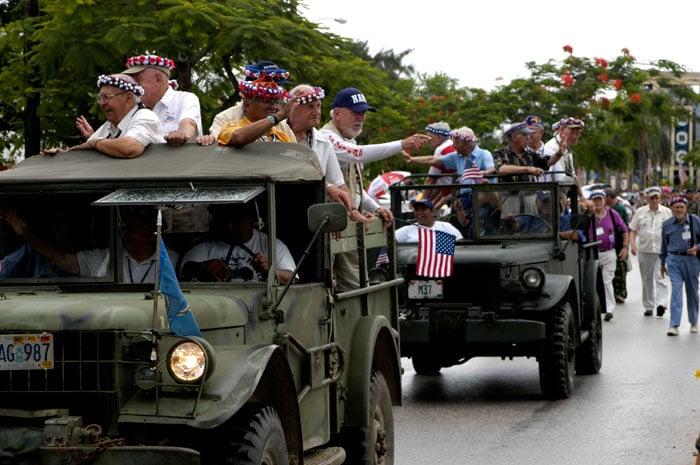Pearl Harbor Parade