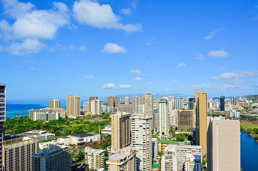 Honolulu Board Of Realtors Skyline
