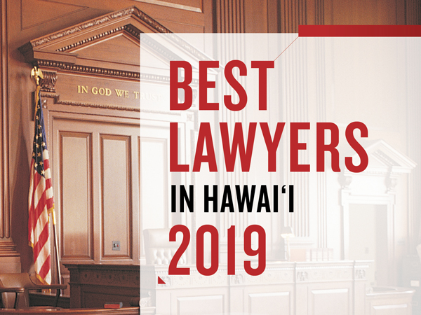 Best Lawyers In Hawaii 2019 Preview