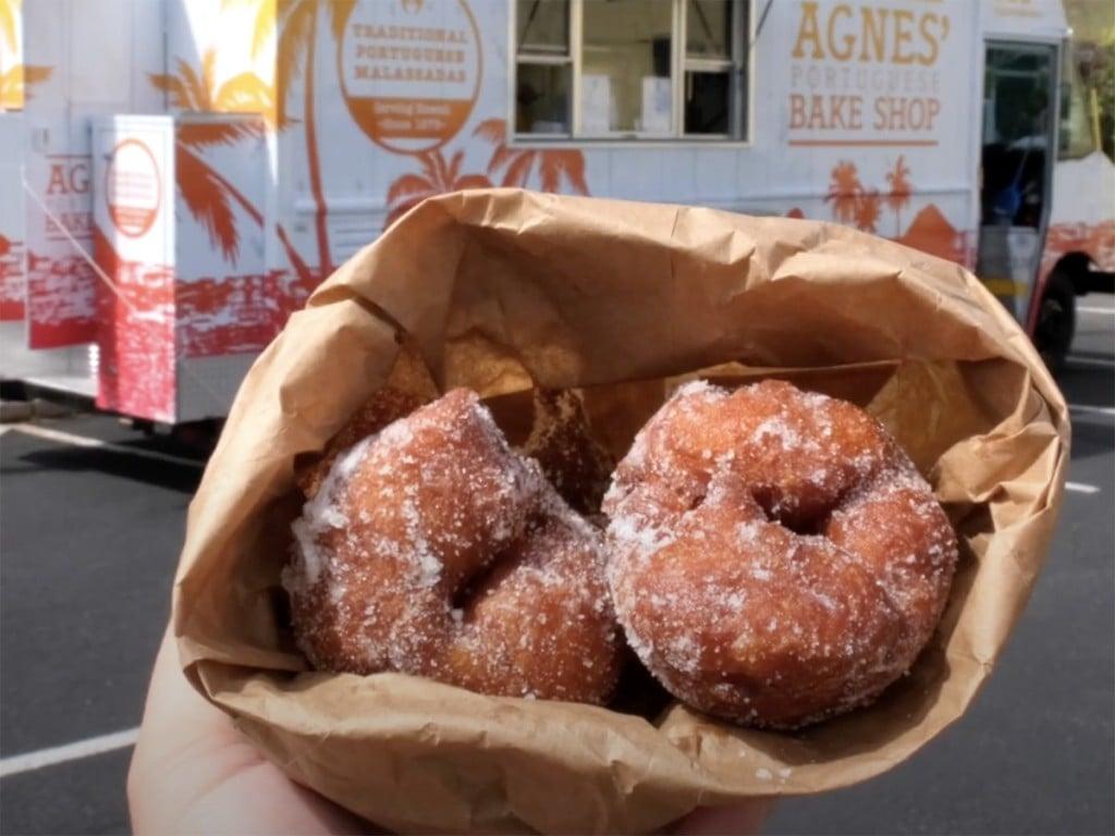Agnes Portuguese Bake Shop Has Reopened As A Malassada Truck In Kailua Cover