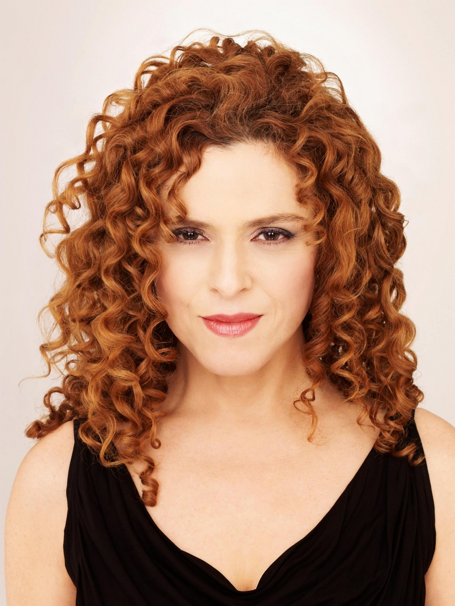 Bernadette Peters at Hawai'i Theatre Center