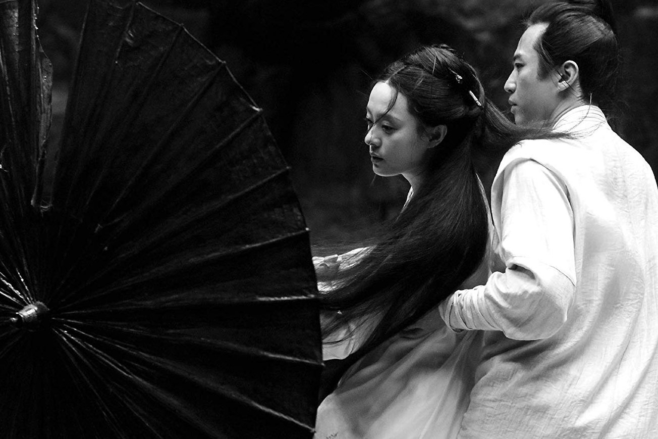 """Shadow"" directed by Zhang Yimou."