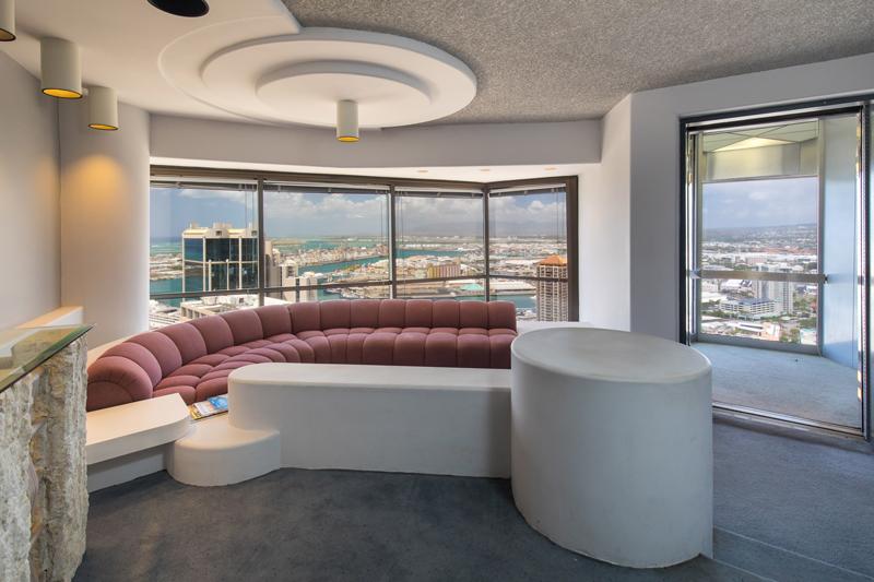 Real Estate Executive Center Rotunda