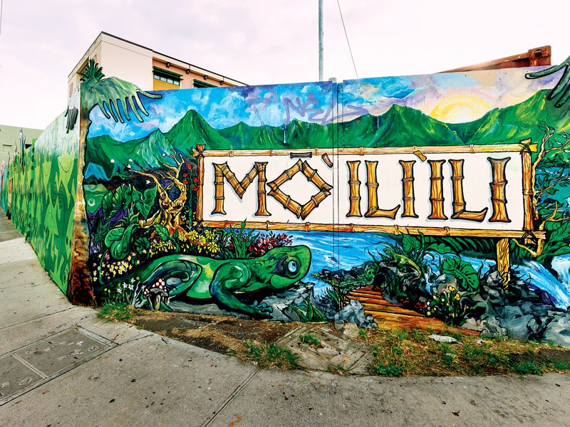 Moiliili Mural Front