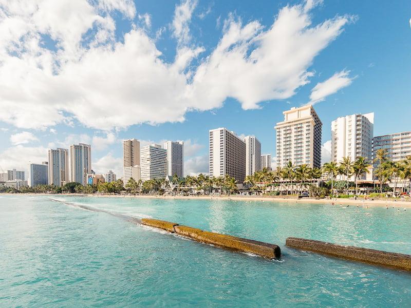 Thankful Hawaii Clear Skies