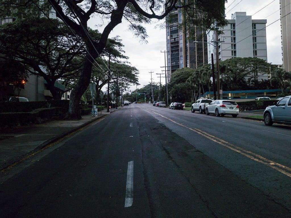 Aaron K Yoshino Kawananakoa Coronavirus Shutdown Curfew Honolulu