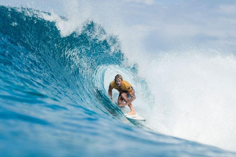 John John Florence World Surf League 2017