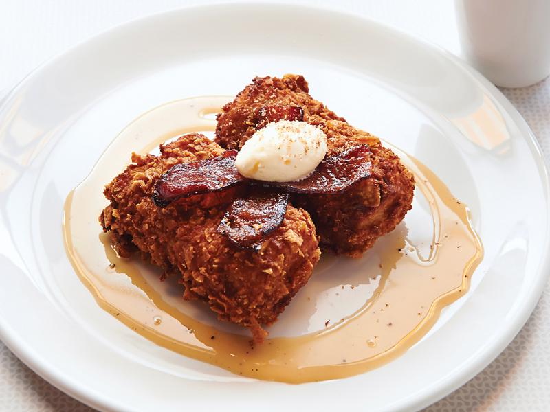 French Toast Koko Head Cafe