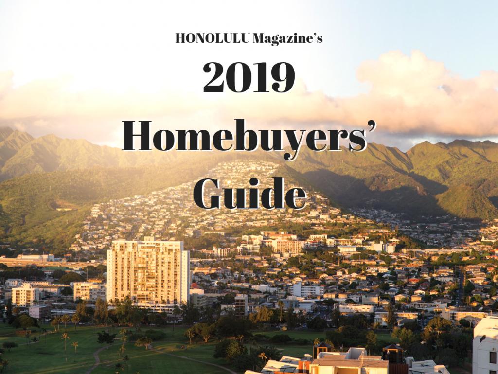 2019 Honolulu Magazine Homebuyer Guide Hawaii