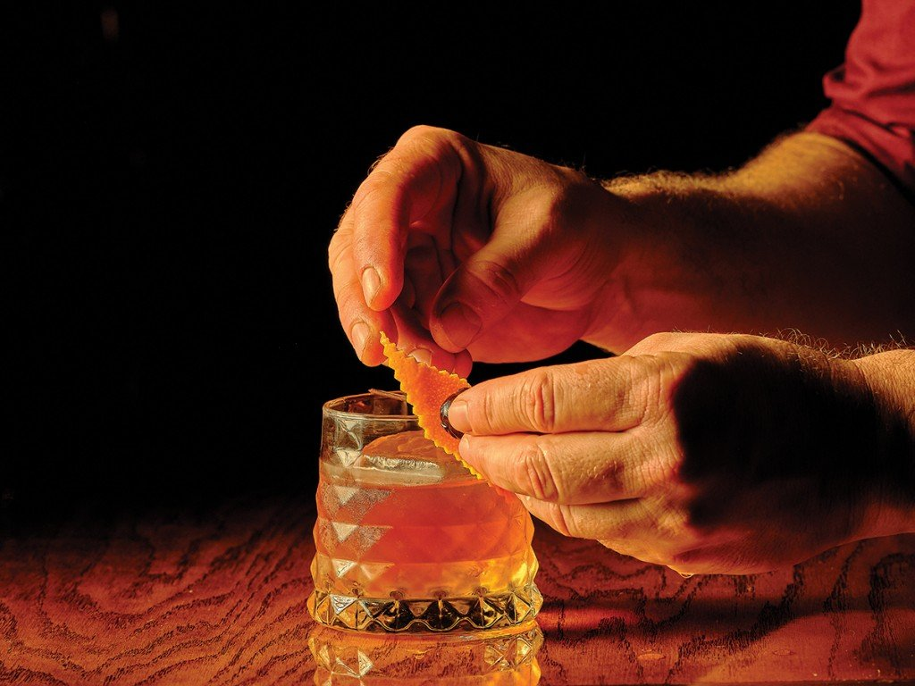 What Would You Choose As Your Final Drink On Earth Old Fashioned